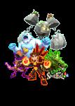Spellfall - Enemies