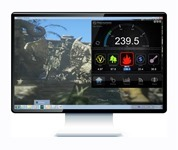 Thermaltake DPSApp provides Power Consumption, Efficiency, and Voltage Monitoring