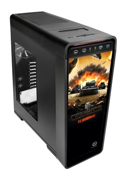 Thermaltake Urban S71 World of Tanks Edition _ 1