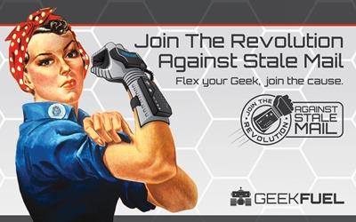 Geek Fuel - Flex-your-geek