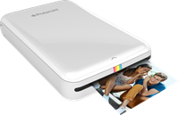 White Printer Printing