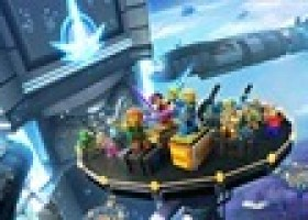 LEGO Universe Opens Nexus Tower, Tons of New Content Coming Soon