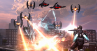 D3Publisher's Earth Defense Force: Insect Armageddon Screenshots