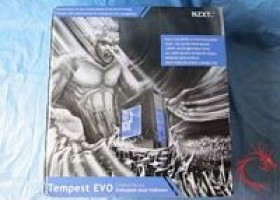 NZXT Tempest EVO Case Review @ DragonSteelMods