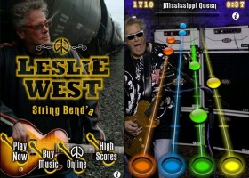 AppStar releases Leslie West String 'Benda