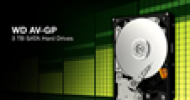 WD Launches Industry's Largest Capacity 3 TB SATA Hard Drives for AV Platforms