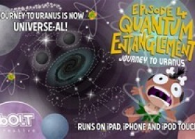 Pocket God: Journey to Uranus App Announced for iPhone and iPod touch