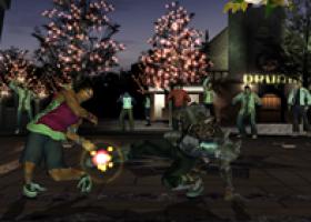Tekken Tag HD Screenshots