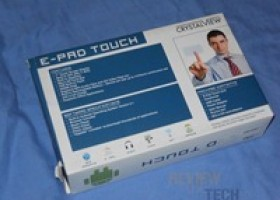 """CrystalView E-Pad Touch 7"""" 720MHz Android Tablet Review"""
