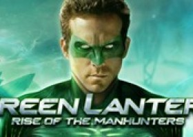 Green Lantern: Rise of the Manhunters Now Available