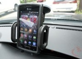 45° Firm Arm In-car Windshield Mount Review  @ DragonSteelMods