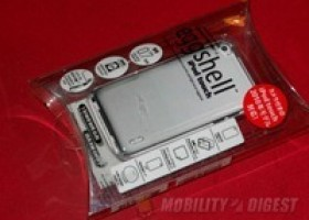 Mobility Digest Review: eggshell for iPod touch 4G