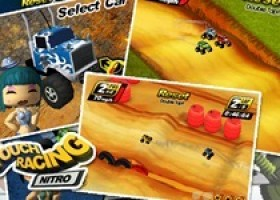 Bravo Game Studios Revs Up New Features for Touch Racing Nitro