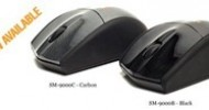 SM-9000 Silent Mouse with laser now available