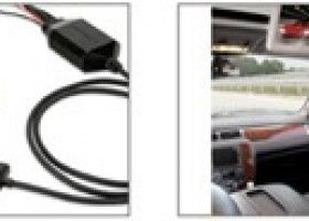 Scosche launches sneakPEEK auto, In-Car A/V Cable for iPad, iPhone and iPod