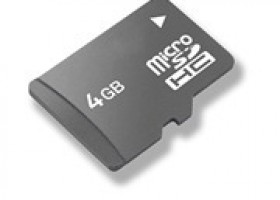 4gb microSD Card for $2.99 with Free Shipping!