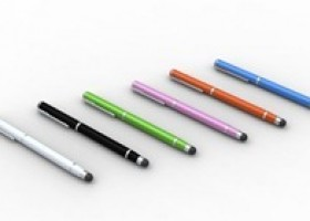 Bracketron Unveils Style-iT 2-in-1 Stylus + Ballpoint Pen