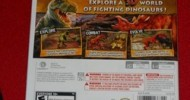 Combat of Giants Dinosaurs 3D for Nintendo 3DS Review