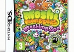 Moshi Monsters: Moshling Zoo is Now Available for Nintendo DS
