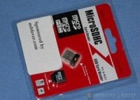Mobility Digest Review: World's smallest Micro SDHC USB Card Reader