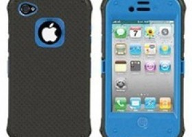 NautiCase offers three tough layers of protection against shock, sand and splashes for you iPhone 4