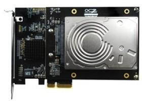 OCZ  Announces the High Performance RevoDrive Hybrid Storage Solution
