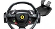 Thrustmaster Announces Officially Licensed Ferrari Xbox360 Racing Wheel