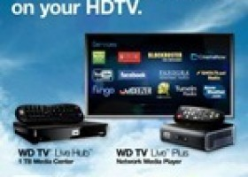 WD Brings Current-Season On-Demand TV and Acclaimed Movies to Its WD TV Media Player Family With Hulu Plus