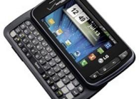 Verizon Wireless and LG Mobile Illuminate With LG Enlighten