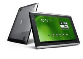 Acer Iconia Tab A501 with AT&T 4G for Untethered Freedom