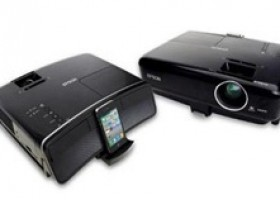 Epson MegaPlex Projectors Offer Big Screen Viewing for iPod, iPhone and iPad Mobile Device Users to Share Movies, Photos, Music, and More