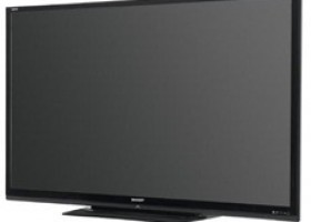 Sharp Unveils World's Largest LED LCD TV