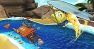SpongeBob Surfaces for His Boarding Debut in SpongeBob's Surf & Skate Roadtrip from THQ