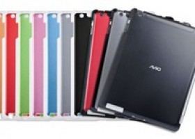 AViiQ Introduces Elegant Color Schemes on Acclaimed Smart Case for iPad2