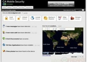 Total Defense Mobile Security @ TestFreaks