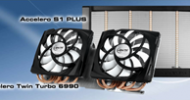ARCTIC delivers two new VGA coolers