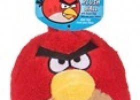 Pets to Receive Extra Cheer This Holiday Season with Launch of New Hartz Angry Birds Pet Products