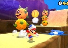 Super Mario 3D Land for Nintendo 3DS Arrives November 13th