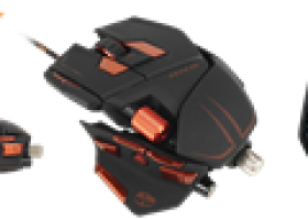 New Cyborg Mouse Designed Especially for MMO Gamers is Now Available