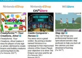 Nintendo Download Highlights