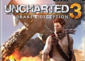 UNCHARTED 3: Drake's Deception in Stores Now!