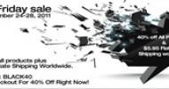 UNIEA's Black Friday Sale