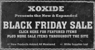 Xoxide Black Friday Sale Starts Now! Amazing Deals Up to 90% Off