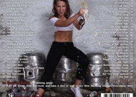 Party with Pittsburgh Native, Ali Spagnola for Power Hour Album Release