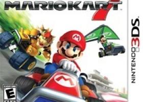 Nintendo Kicks Holiday Fun into Overdrive with Mario Kart 7 for Nintendo 3DS