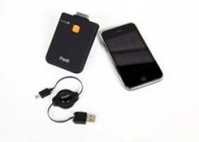 iFresh Rechargable External Battery from SWE, Inc. is the Must Have Accessory for iPhone, iPod and iPod Touch