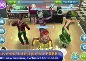 EA Releases The Sims FreePlay App on iPad, iPhone and iPod Touch for Free