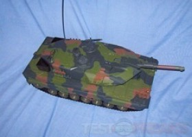 Arctic Land Rider 403 Remote Controlled Leopard Tank @ TestFreaks