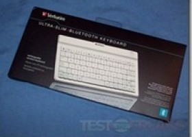 Verbatim Ultra-Slim Bluetooth Wireless Mobile Keyboard @ TestFreaks