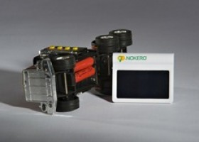 Nokero International Releases Solar Battery Charger